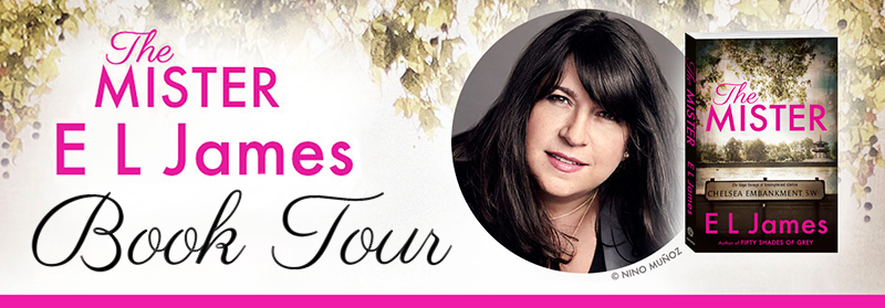 The Mister – Book Tour